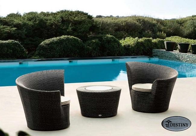 gartenmöbel aus kunststoffgeflecht - fbb fußbodenbau fürstenwalde gmbh, Garten Ideen