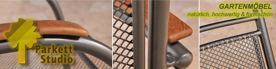 Polyrattan Gartenmobel Tisch Und Stuhle : GARTENMÖBEL aus HOLZ aus ALUMINUM  EDELSTAHL aus KUNSTSTOFFGEFLECHT